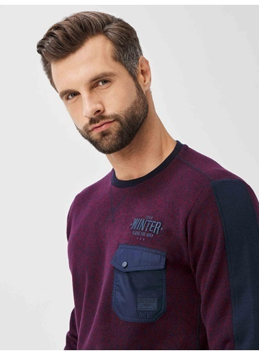MCL Sweatshirt Bordo